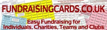 Fundraising Cards - Easy Raffles for Clubs and Individuals